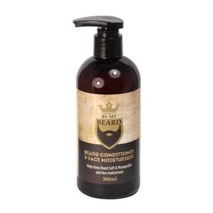 By My Beard - Beard Conditioner & Face Moisturiser 300ml £1 @ Home Bargains