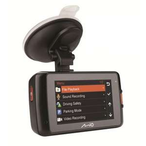 MiVue 618 Wide Angle Dash Cam 1080P HD Witness Recorder £89.99 @ Dynamic Sounds