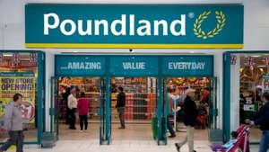 Poundland -  Crayford  everything reduced to 90p closing down sale
