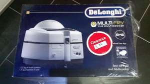 Delonghi FH1130 multifryer £85 Tesco