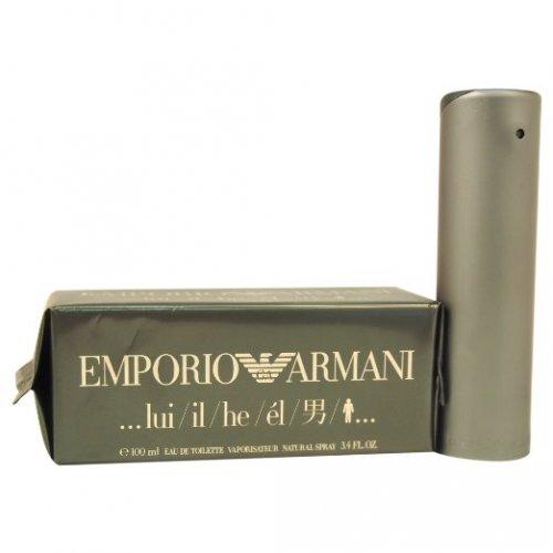 Emporio Armani He 100ml £30 delivered at Amazon