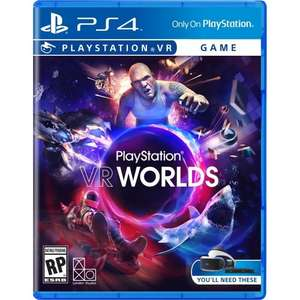 VR Worlds (PS4) £24 @ Amazon