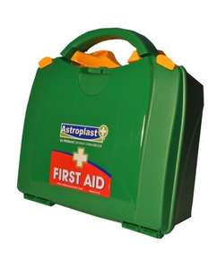 HSE Compliant 10 Person First Aid Kit £6.80 @ Wallace Cameron (£5.99 Delivery)