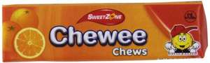SweetZone Chewee Orange 24-Piece £3.75 @ Amazon Subscribe & Save