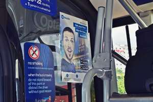 Free Bus journey in Leeds using mobile app on 757 buses