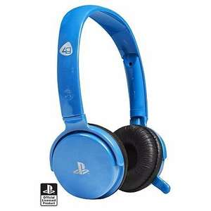 CP-01 Stereo Gaming Headset Blue reduced from £16.50 now £4.00 @ Tesco instore Hamilton Estate Leicester