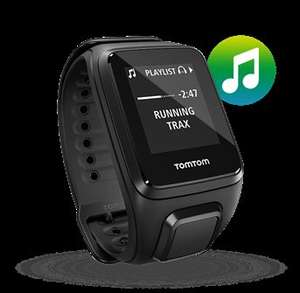 TomTom Spark Music GPS Fitness Watch with headphones £114.98 (£99.98 with app & code) @ Groupon
