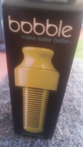 bobble make water better filter £1.50 Tesco