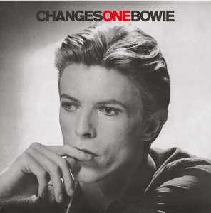 "David Bowie - Changesonebowie 12"" vinyl (clear/black) £11.79  (Prime) / £13.78 (non Prime) Sold by MediaMerchants and Fulfilled by Amazon"