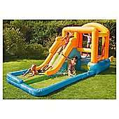 Giant Airflow Bouncy Castle & Pool was £220 now £140 with code @ Tesco Direct