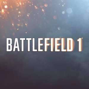 Battlefield 1 Beta sign up August 31st