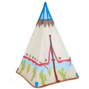 ELC Cowboy Teepee was £25 now £15.75 with code C+C @ Debenhams (also Pink version same price)