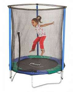 plum 5ft trampoline was £60 now £15 instore @ tesco (Sheffield)