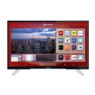 Hitachi 55 Inch 4K Ultra HD FVHD Smart TV - £449 @ Argos