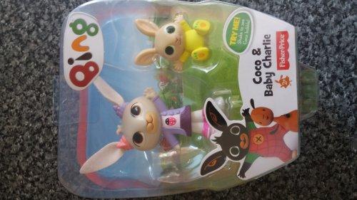 Bing twin figure pack £4 Tesco instore - Gateshead