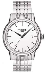 Tissot Carson S men's watch £126 delivered @ CW Sellors