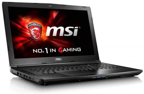 "MSI GL62 6QD i5-6300HQ GTX 950M 8GB+1TB 15.6"" FHD £599.99 @ Ebuyer"