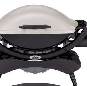 Weber Q2000 Gas Barbecue, £197 at B&Q