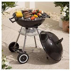 Outdoor Kettle Charcoal BBQ Set £5 @ Tesco Instore