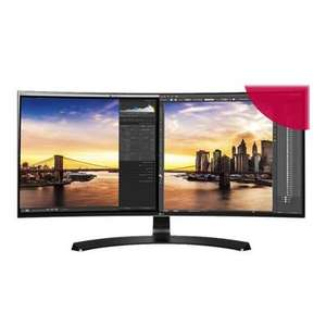 LG 34UC88 (34 inch, cruved, 3440x1440, IPS display) £526.79 excl delivery from Insight