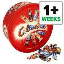 Celebrations Tub 750G & Quality Street Tub 756G & Cadbury Roses Tub 729G £5.00 @ tesco