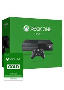 Xbox One 1TB Console with 3m Xbox Gold £199.99 @ SimplyGames