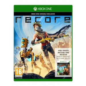 Recore with Banjo-Kazooie Nuts & Bolts pre order game - Xbox One - £27.94 @ shop4world
