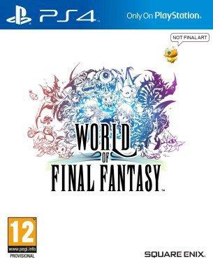 World of Final Fantasy £32.75 (PS4) / £28.75 (Vita) [GameSeek]