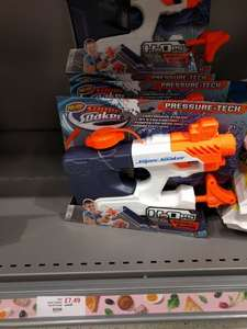 Nerf Super Soaker H2OPS Squall Surge - £7.49 @ Waitrose instore only