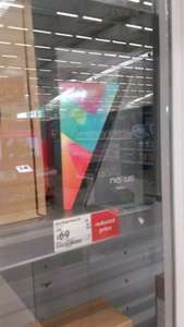 Nexus 7 32Gb £69 Asda