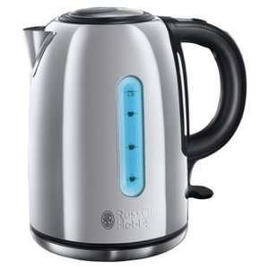 Russell Hobbs Pennine Illuminating Kettle (20444) - Stainless Steel. £19.99 with 3 year guarantee from Argos.