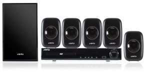 Xenta 5.1 Channel DVD Home Theatre System £29.64 @ ebuyer