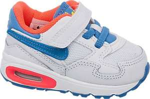 Nike Air Max Girls Trainers at Deichmann online + free delivery - £7.49