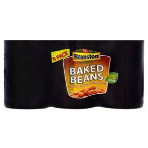 Branston Baked Beans (6 x 410g) was £2.20 now 2 for £4.00 @ Asda