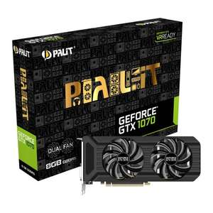GTX 1070 £359.99 delivered SCAN - cheapest 1070 online?