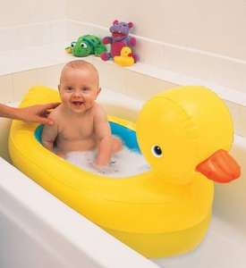 Munchkin White Hot™ Inflatable Safety Duck Bath £7.49 @ Boots Free C+C