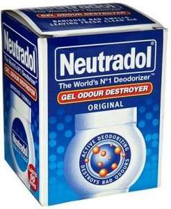 Neutradol Carpet Odour Destroyer - Original (350g) ONLY £1.00 @ Poundland