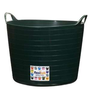 Flexi Tub 42L reduced to £1 from £4 @ B&M