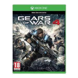 [Xbox One] Gears Of War 4 £36.99/Forza Horizon 3 £36.99 (SmythsToys Using Code PRE5)