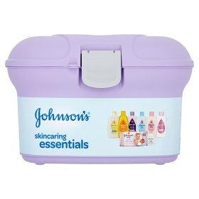 Johnson's baby Skincaring Essentials Box £10 @ Asda