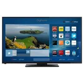 Digihome 50-278CNTD Smart Full HD 50 Inch LED TV with Built-in WiFi and Freeview HD  £279 @ Tesco