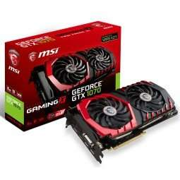 GTX 1070 MSI £379.99 @ Overclockers + £8.70 delivery