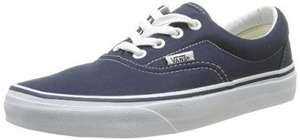 Vans Era, Unisex-Adults' Low-Top Trainers, Blue (Navy NVY), 11 UK  £20 @ Amazon