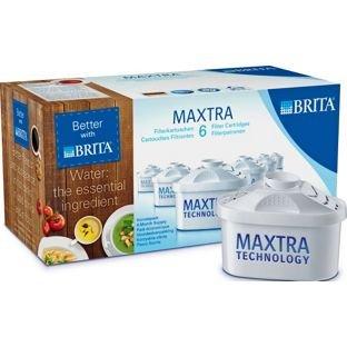 12 BRITA MAXTRA Water Filter Cartridges for £25.58 using code HOME20 @ Argos
