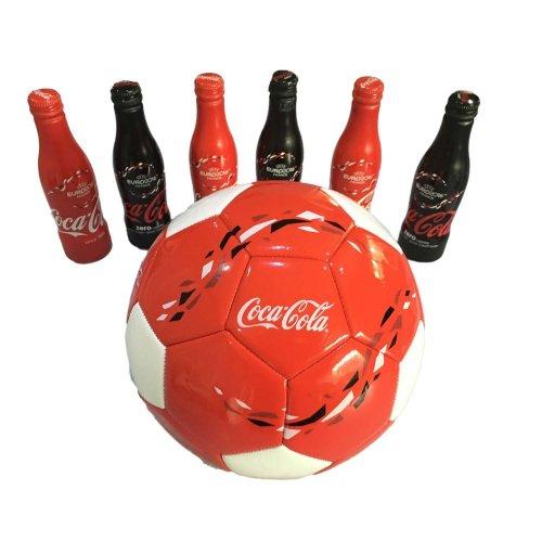 Coca Cola Euro 2016 Football Gift Collectors Set - £12.46 Delivered @ TopToys2U / Amazon