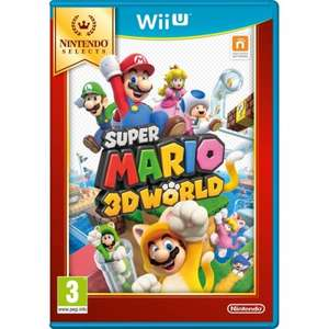 [Selects Edt.] Mario Party 10, Mario 3D World, Pikmin 3, Captain Toad (Wii U, Pre-Order) - £17.99 @ 365 Games