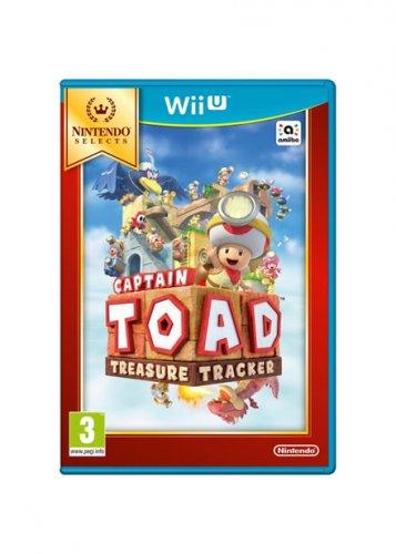 [Wii U] Captain Toad Treasure Tracker / Mario 3D World / Pikmin 3 / Mario Party 10 - £16.85 - Base