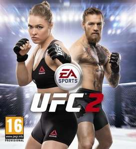 UFC 2 Free Weekend on PS4 & Xbox One (5 hour play limit)