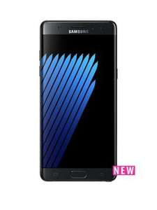 Samsung Galaxy Note 7 Black/Blue £633.99 @ Very