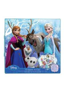 Frozen Complete Art Case £6.50 @ Very and in 3 for 2 Deal - free c&c